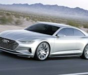 Audi A9 Concept Review Repairs Itself