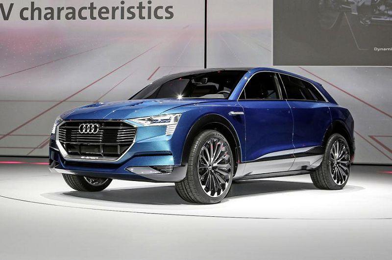 Audi Quattro Concept A7 Suv A1 Usa