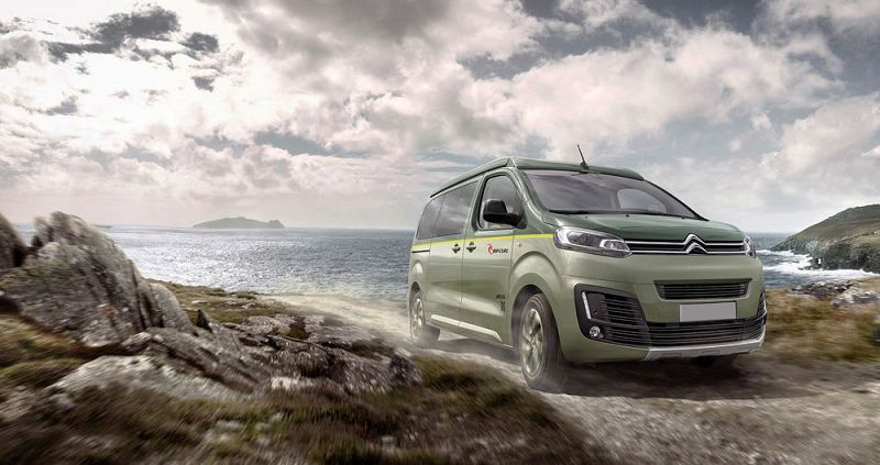 Citroen Spacetourer Rip Curl Concept Youtube Vs Peugeot Traveller