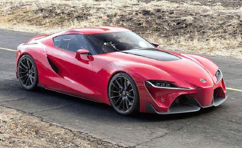 Toyota Supra 2018 Price Models Specs 2010 Concept