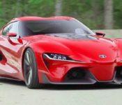 Toyota Supra 2018 Price Release Date Interior