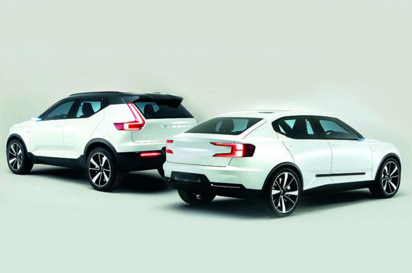 Volvo Xc40 Price Uk Crossover Kleine