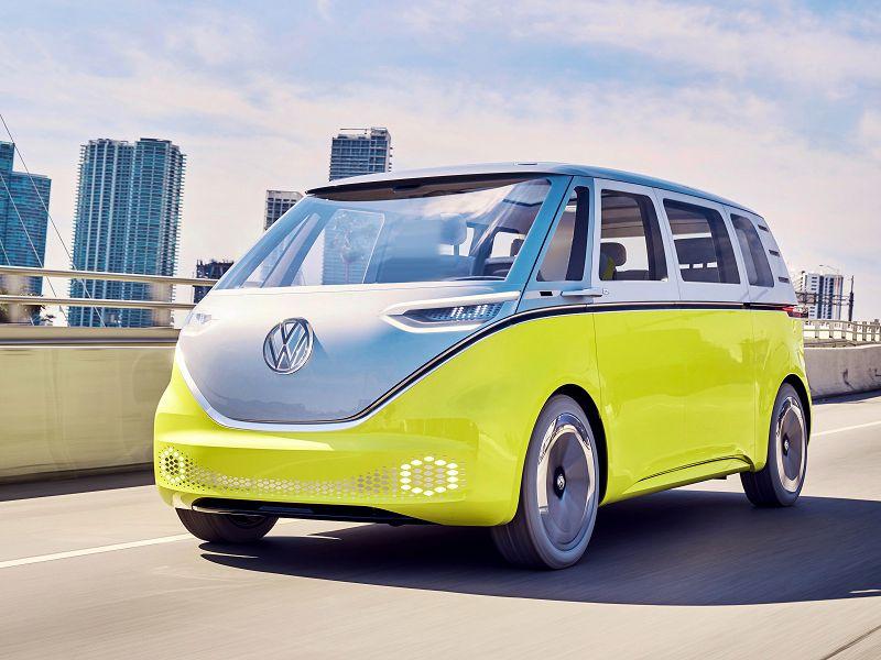 vw electric bus price minivan minibus vans 2017