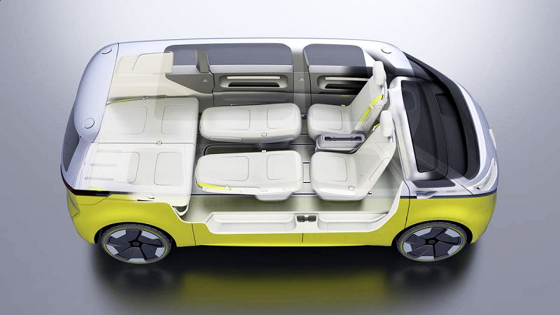 Vw Electric Bus Price New Electric Id Buzz