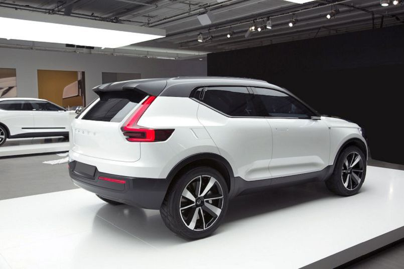 Xc40 Price Sale Concept Interior Small
