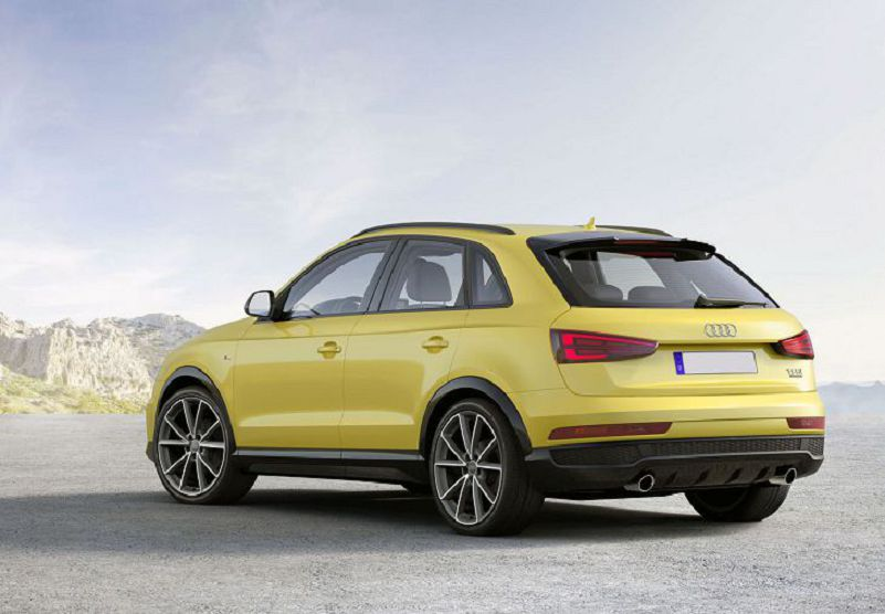 Audi Q3 2018 Owners Manual Sport Package Neu