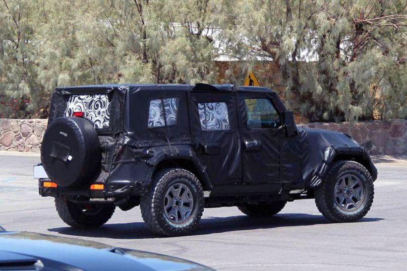 2019 Jeep Scrambler Bar Pics Project Rear Seat
