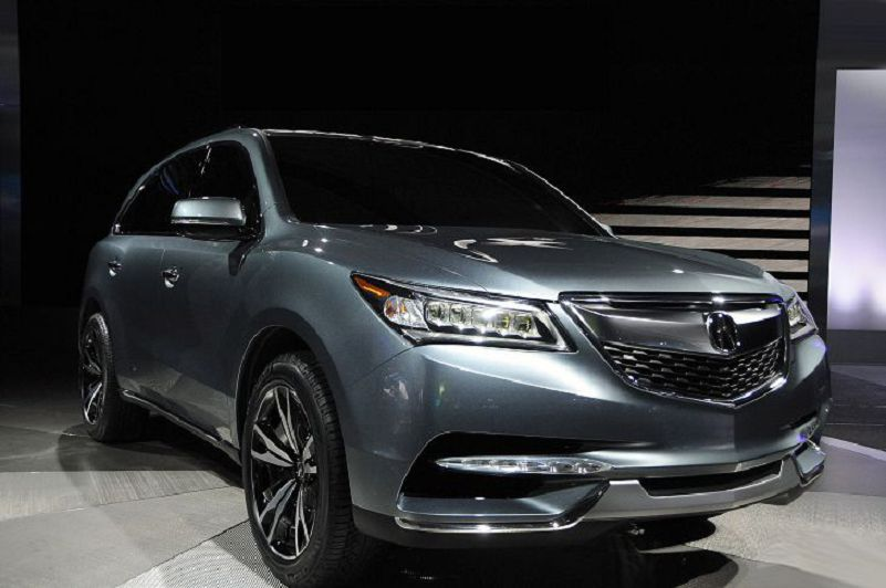 2020 Acura Mdx Configurations Technology Package Wheels Hybrid