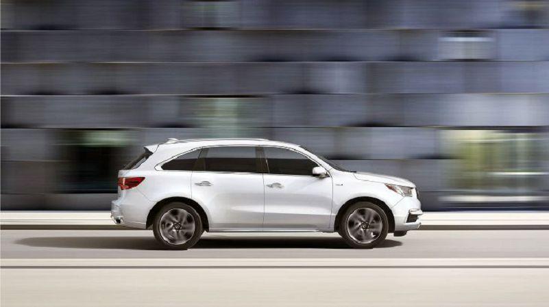 2020 Acura Mdx Redesign Interior Sport Sh Awd