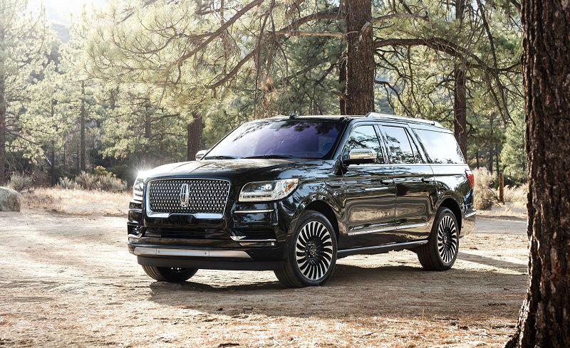 2018 Lincoln Navigator Knoxville Tn Limo Lifted Long