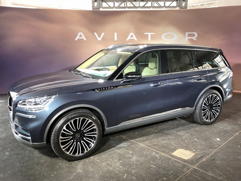 2019 Lincoln Aviator Cargo Space Dimensions