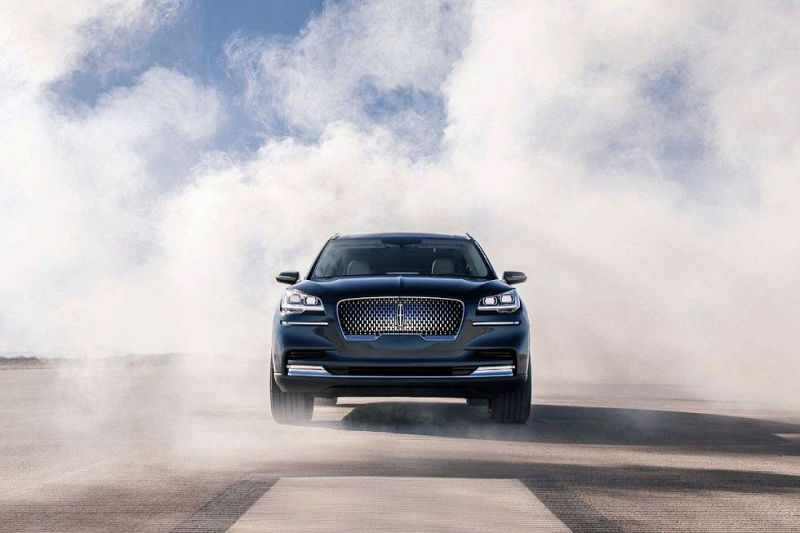 2019 Lincoln Aviator Concept Coming Back Custom