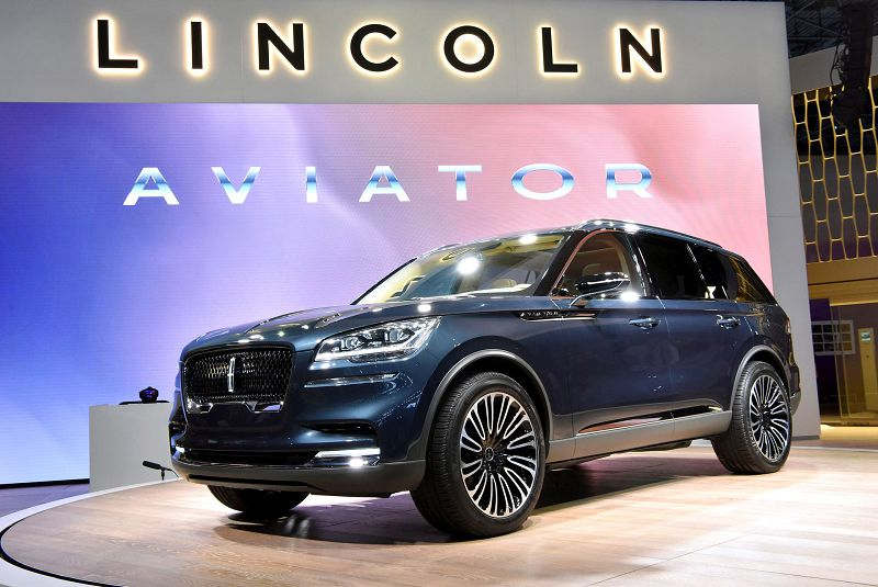 2019 Lincoln Aviator Towing Base Alternator