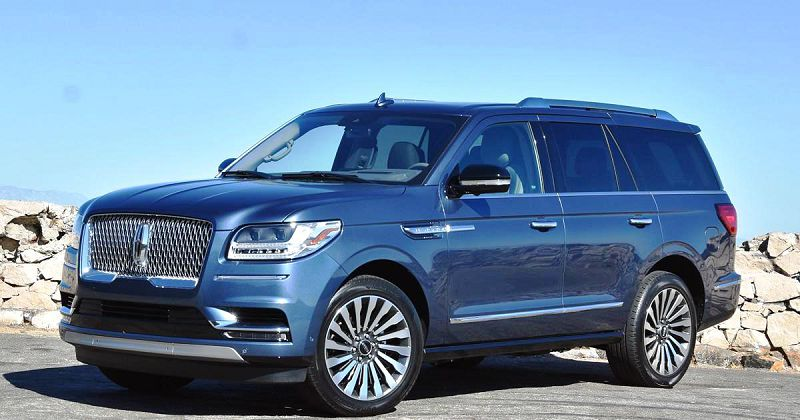 2019 Lincoln Navigator Mats Forum In Texas Gull