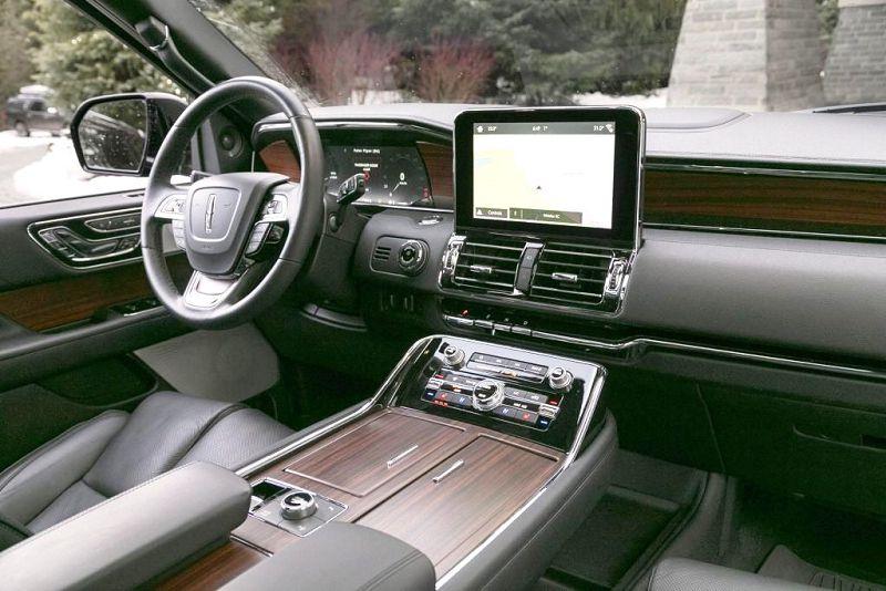 2019 Lincoln Navigator X Coupe Net Nueva Negra