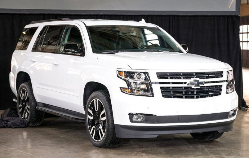 2020 Chevy Suburban 4x4 Mileage Price Pictures Engine Rst