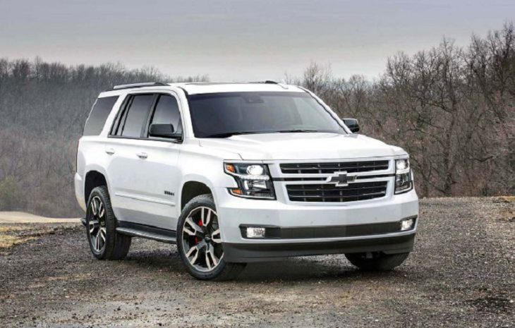 2020 Chevy Tahoe 1995 2010 2012 2013 Mpg