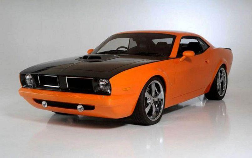 2020 Dodge Barracuda Challenger Kit Interior Horsepower