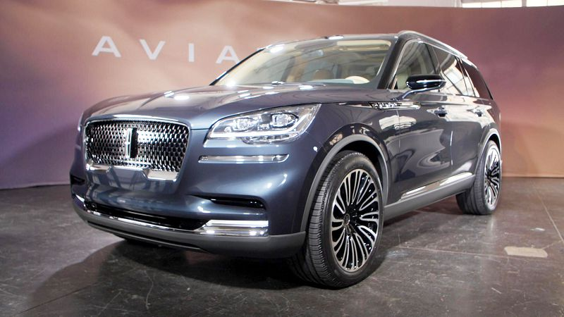 2020 Lincoln Aviator Estimated Forum Kitty Hawk