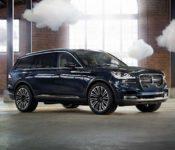 2020 Lincoln Aviator Shift Seats Spy Shots