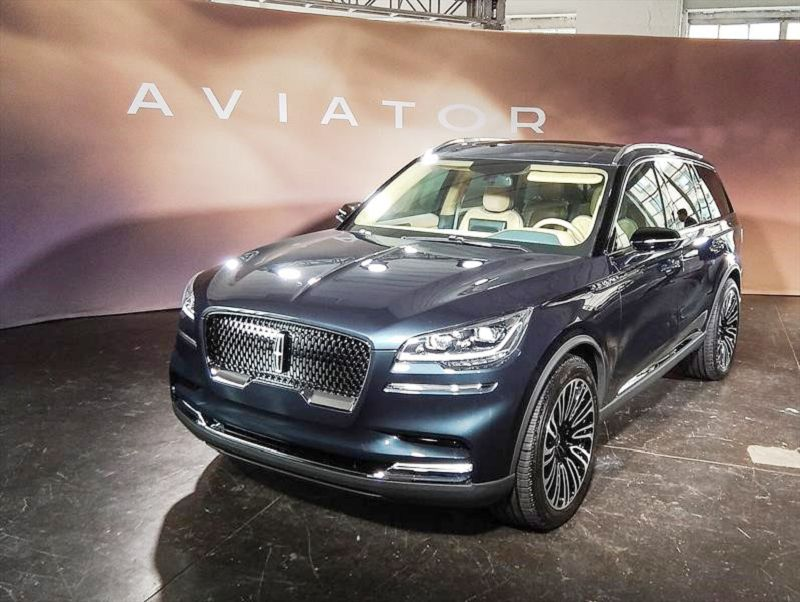 2020 Lincoln Aviator Starting Capacity Reviews Price