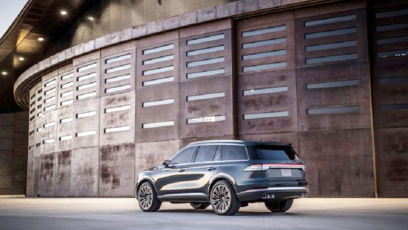 2020 Lincoln Aviator Supercharger Platform Point