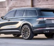 2020 Lincoln Aviator Unveiling Sketches Images Timing