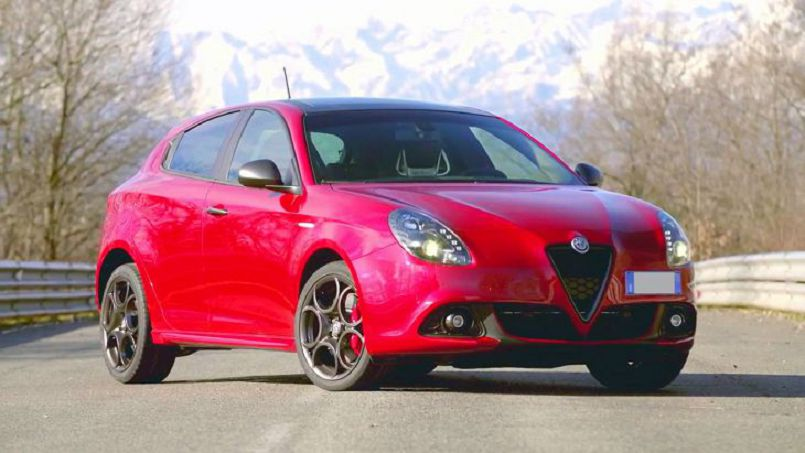 Alfa Romeo Giulietta 2020 Voiture 2016 Valenciano Launch Name