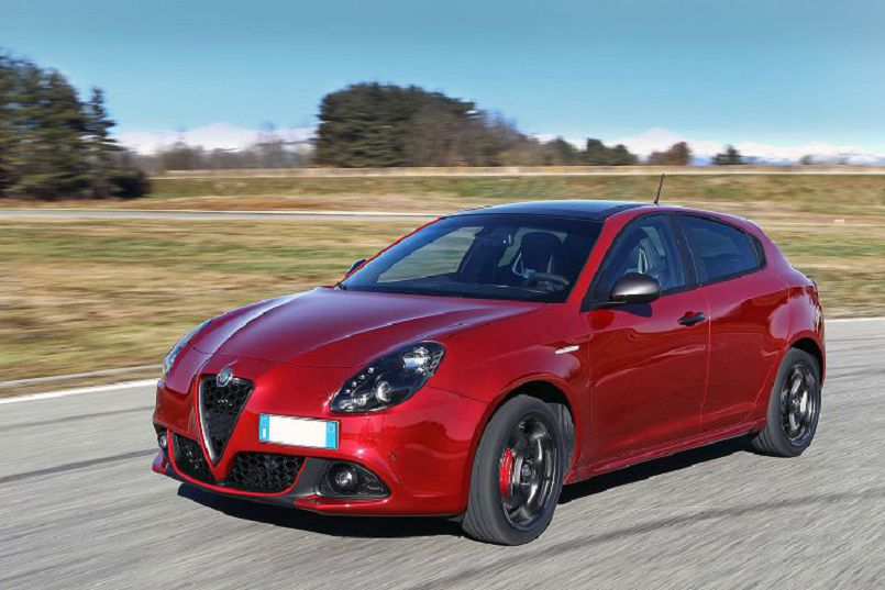 Nuova Giulietta 2020 Ss Tech Edition Sz Tcr Progression