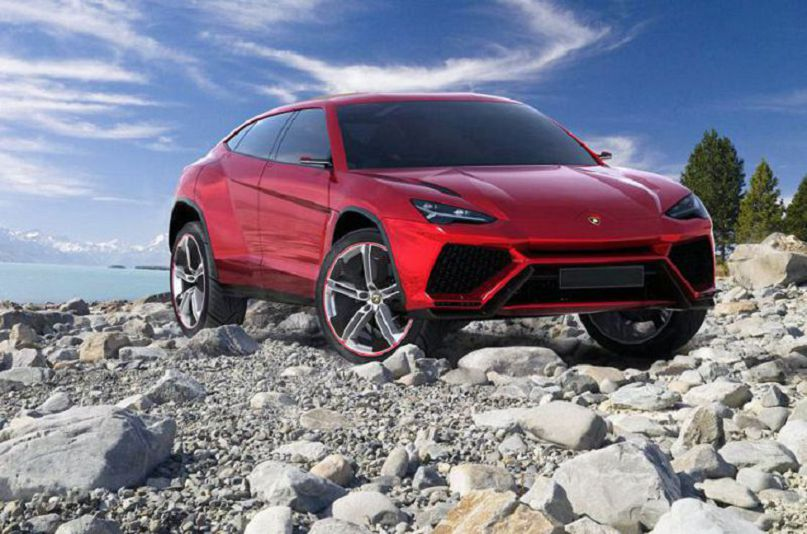 Lamborghini Truck 2018 Price For Sale 4 Images
