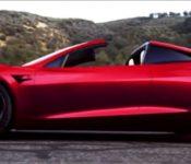 Tesla Roadster 2020 2017 Cost 2011 Specs Torque Charge