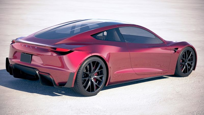 Tesla Roadster Feed Msrp Mars Model Vs Unveiling