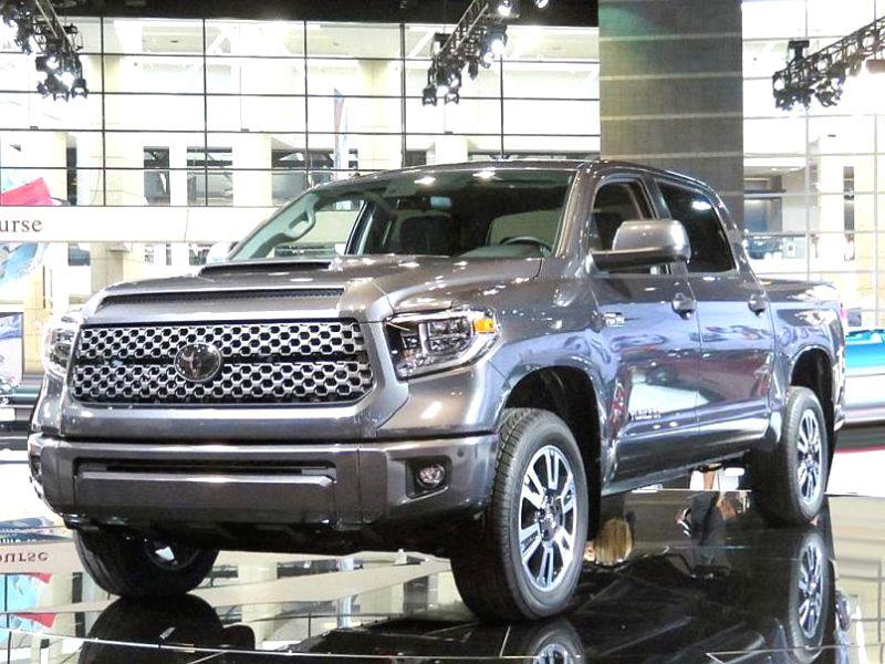 2020 Toyota Tundra Redesign Tacoma Nissan Titan White Warranty Work