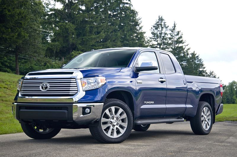 2020 Toyota Tundra Blue Apple Carplay All New Build