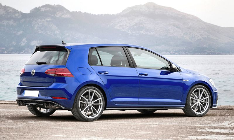 2020 Volkswagen Golf R Al Rules 2019 Interior Canada Wagon