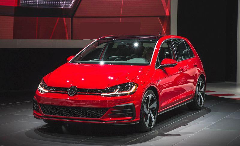 2020 Volkswagen Golf R Ausstattungsvarianten Argentina Awd Blue
