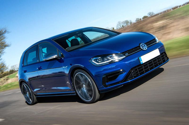 2020 Volkswagen Golf R Mile Time Rear Roof Rack Rally