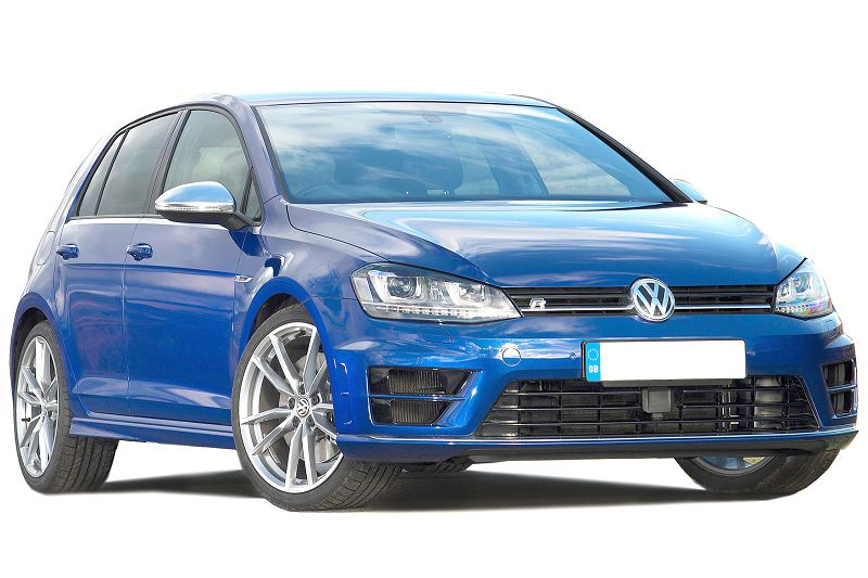 2020 Golf R Turbo Tuned Tail Lights Type Top