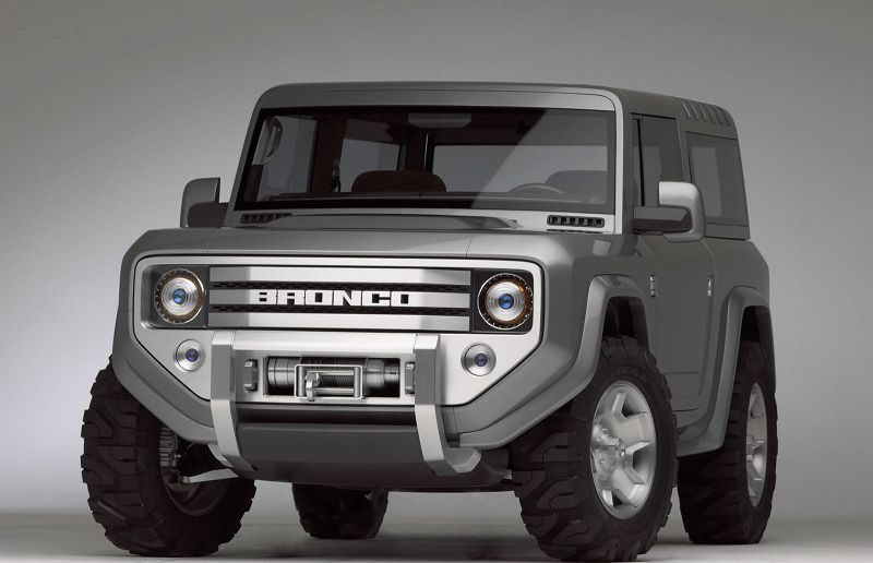 Bronco 2020 Configurations Confirmed Canada