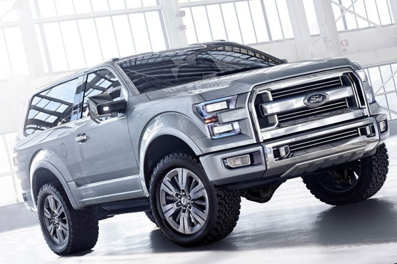 Bronco 2020 Cost Car Driver Convertible Colors Covered