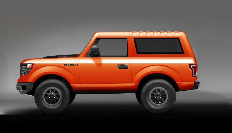 Bronco 2020 Europa For Sale Four First Look