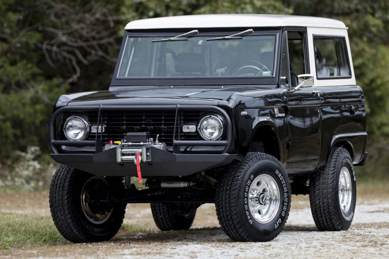 Ford Bronco 2020 Buy Commercial Details