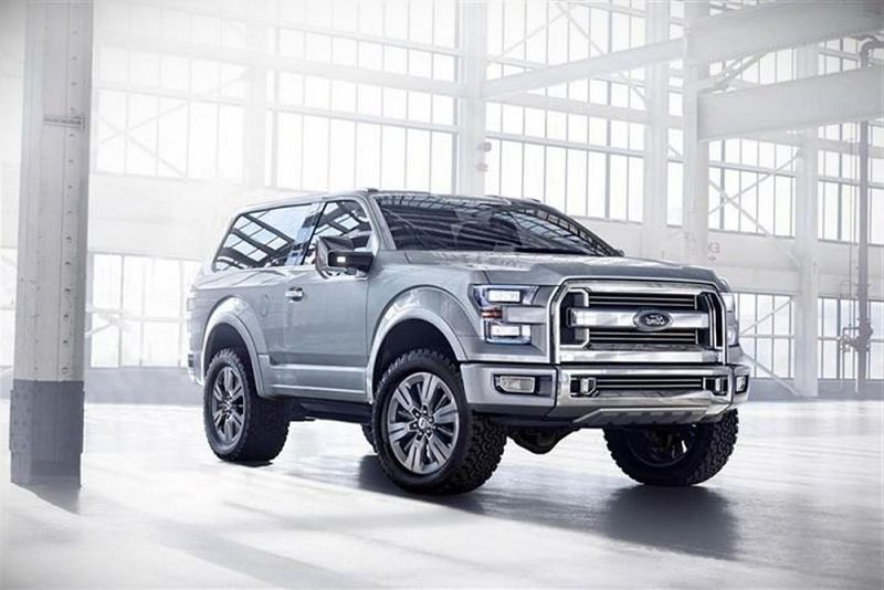 Ford Bronco 2020 Soft Solid Axle Image Tease Two