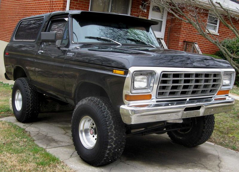Ford Bronco 2020 There Blacked Out Eddie Bauer