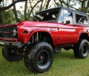 Ford Bronco Diesel Debut Dimensions