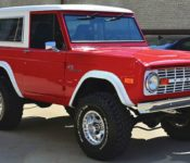 Ford Bronco Preview Powertrain Reveal