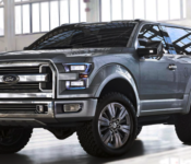 Ford Bronco Sticker Specifications Truck