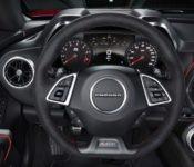 2020 Camaro Z28 Race Diffuser Spoiler Seats Stripes
