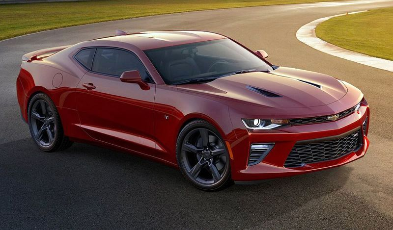 2020 Camaro Z28 Third Generation Tire Size Tires