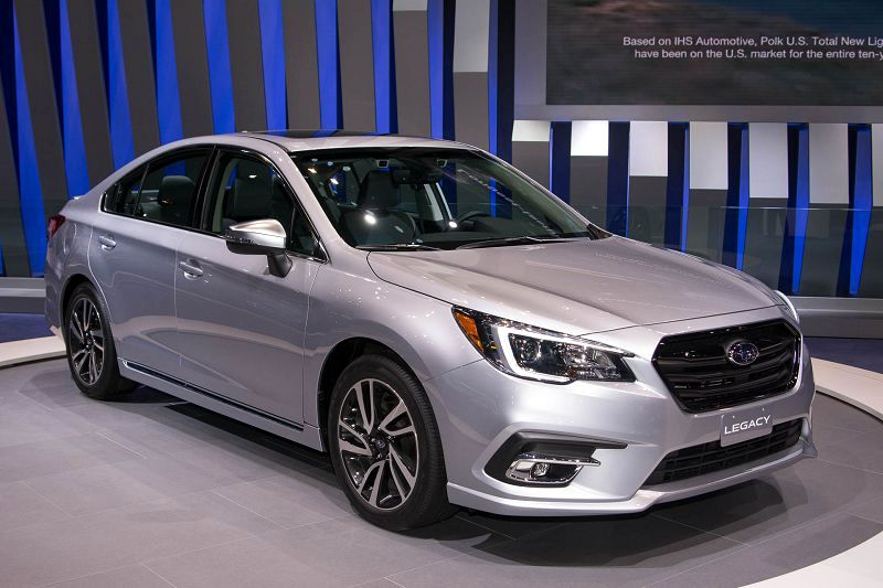 2020 Subaru Legacy Aftermarket All Wheel Drive Headlights Wheels